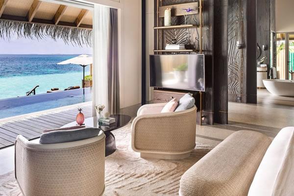 Water Villa - ©Joali Maldives