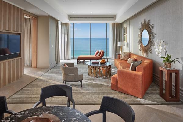 Mandarin Sea Front Suite - ©Mandarin Oriental Jumeira, Dubai