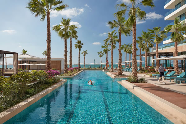 Pool - ©Mandarin Oriental Jumeira, Dubai