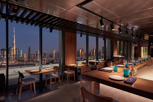 Tasca by José Avillez - ©Mandarin Oriental Jumeira, Dubai