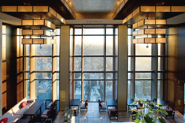 Hotel Lobby - ©Mandarin Oriental, Tokyo
