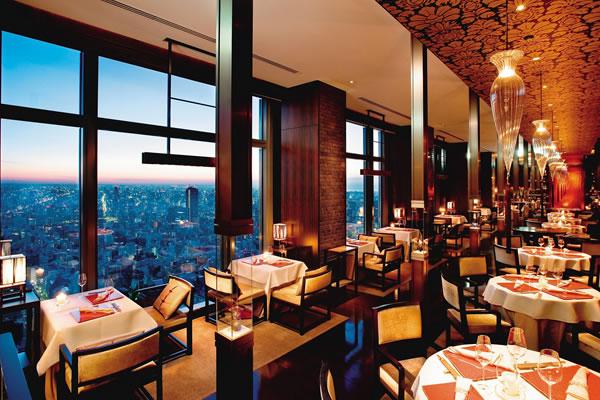 Sense Restaurant - ©Mandarin Oriental, Tokyo