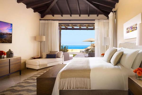 Casa Santa Maria Bedroom ©Montage Los Cabos