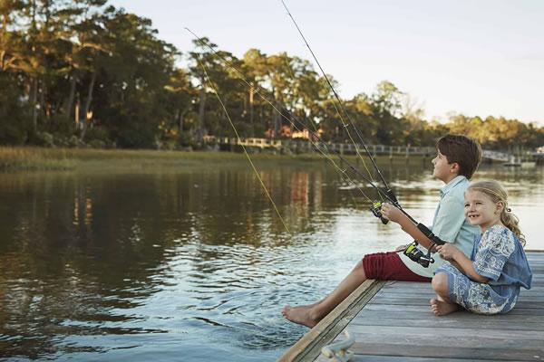 Fishing ©Montage Palmetto Bluff