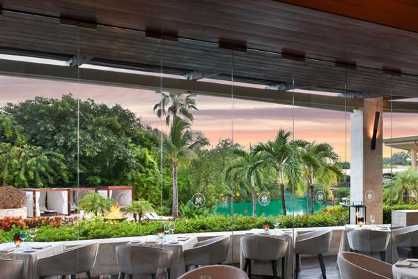 Casa del Lago Restaurant -©Rosewood Mayakoba