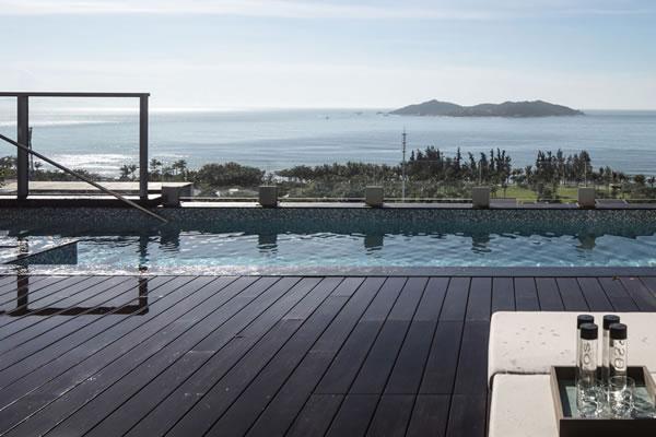Ocean View Pool Suite -©Rosewood Sanya