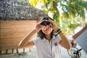 Ready to Explore Wildlife ©Soneva Fushi