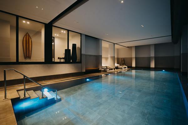 Indoor Swimming Pool - ©Strandhotel Cadzand-Bad