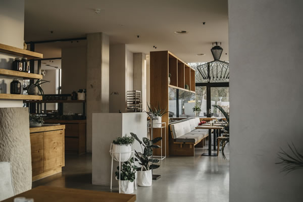 Pine House - ©Strandhotel Cadzand-Bad