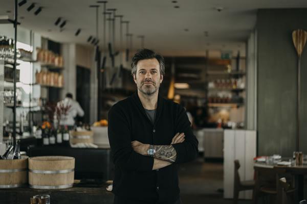 Sergio Herman at AIRrepublic - ©Strandhotel Cadzand-Bad