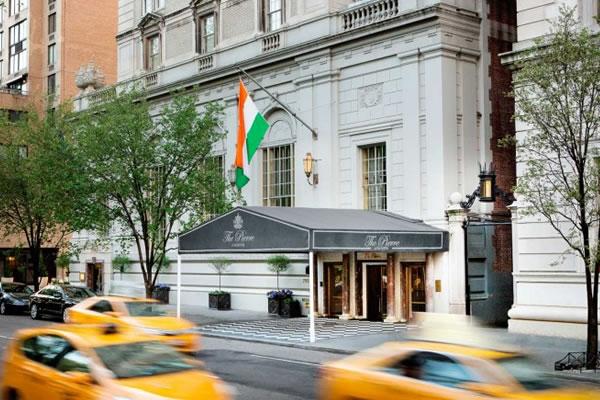 Façade -©The Pierre NY, a Taj Hotel