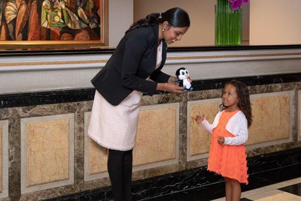 Kids Amenity at Arrival -©The Pierre NY, a Taj Hotel
