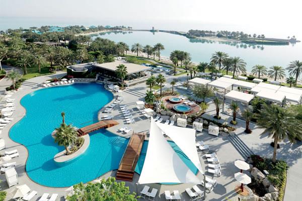 Aerial -©The Ritz-Carlton, Bahrain