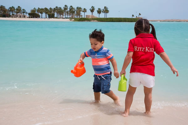 Kids Stay & Eat Complimentary at The Ritz-Carlton, Bahrain