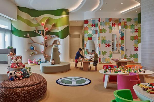 Ritz Kids Club -©The Ritz-Carlton, Haikou