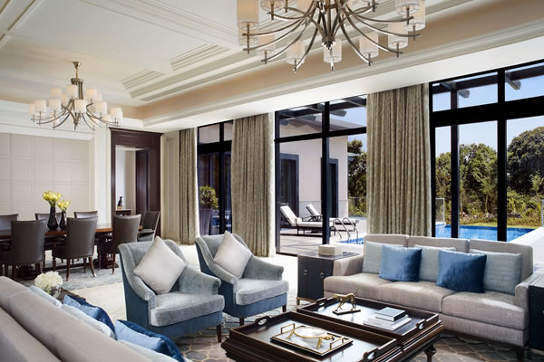 Two-Bedroom Villa -©The Ritz-Carlton, Haikou