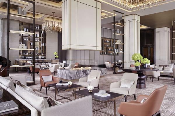 Lobby Lounge - ©The Ritz-Carlton, Xi'an
