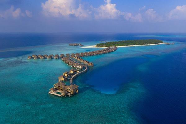 Aerial -©Vakkaru Maldives