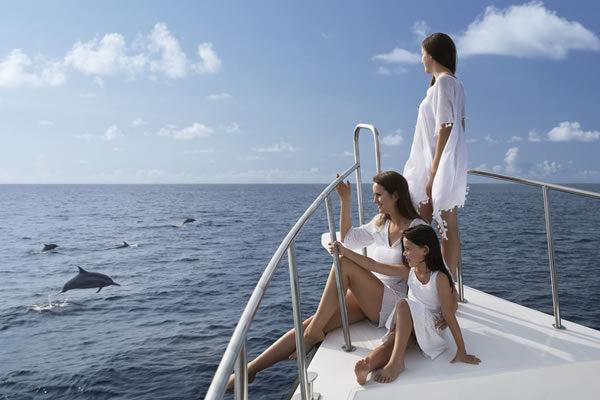 Dolphin Quest -©Vakkaru Maldives
