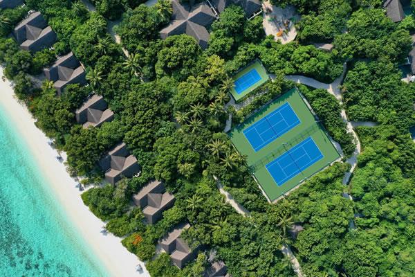 Sports Fields Aerial-©Vakkaru Maldives