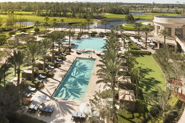 Pools - ©Waldorf Astoria Orlando