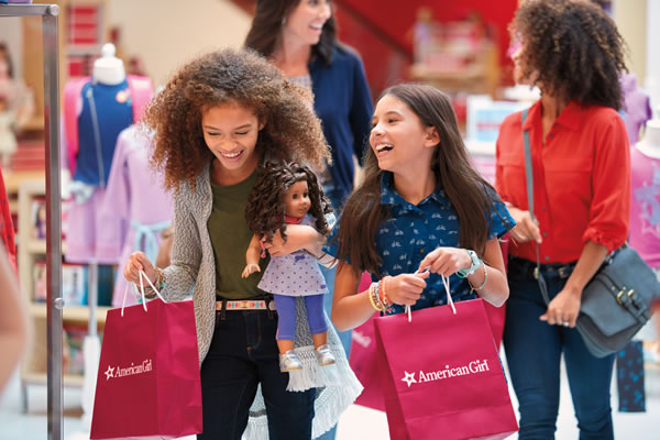 Take Your American Girl® Doll On A Remarkable Adventure on Fifth Avenue