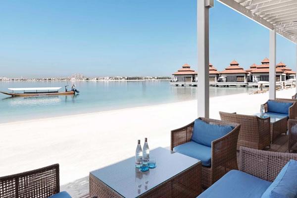 Beach ©Anantara The Palm Dubai Resort