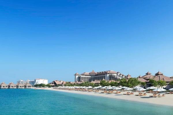 Resort ©Anantara The Palm Dubai Resort