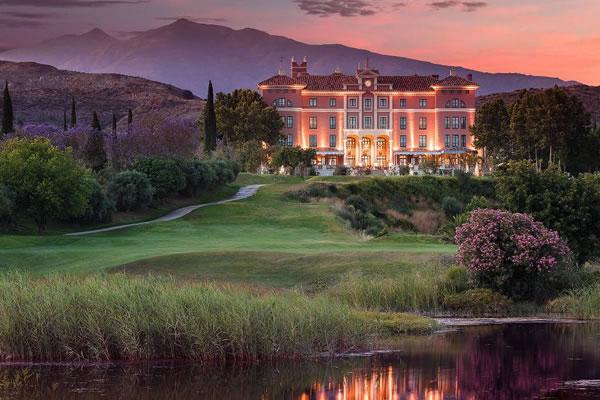 Aerial ©Anantara Villa Padierna Palace Resort