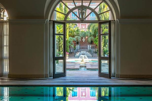 Spa Pool ©Anantara Villa Padierna Palace Resort