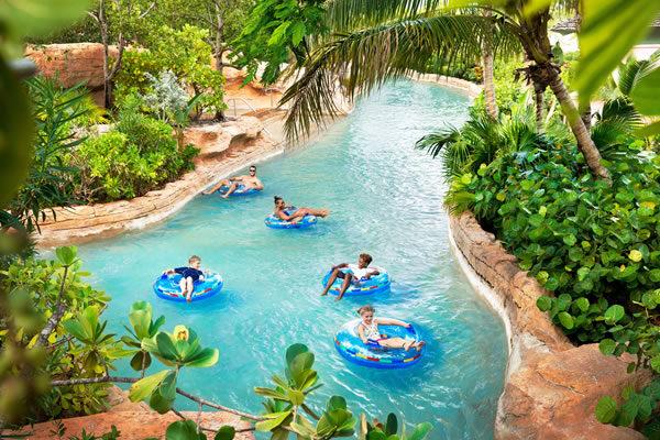 Lazy River ©Atlantis Paradise Island Bahamas