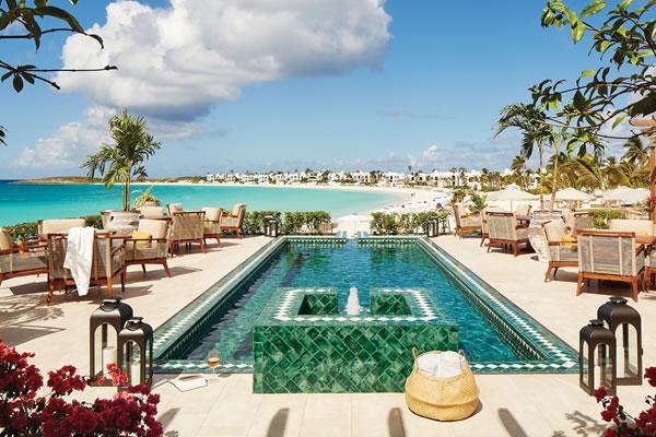 Maundays Club ©Cap Juluca, A Belmond Hotel, Anguilla