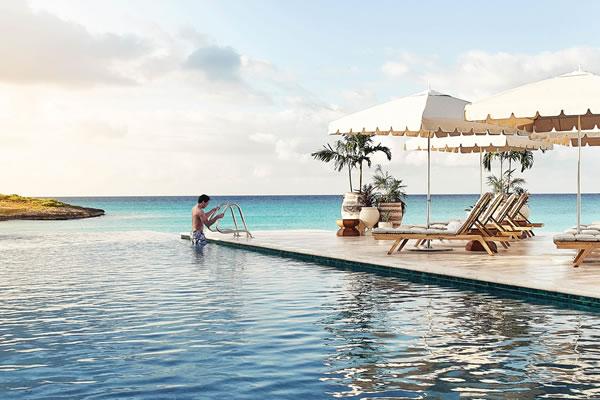 Pool ©Cap Juluca, A Belmond Hotel, Anguilla
