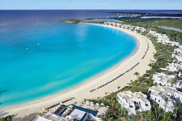 Resort Aerial ©Cap Juluca, A Belmond Hotel, Anguilla