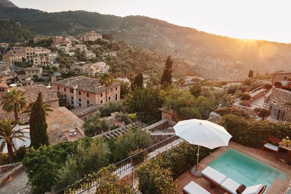 Aerial ©La Residencia, A Belmond Hotel, Mallorca