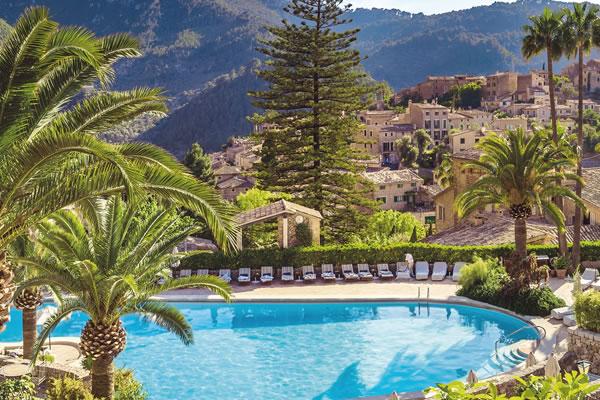 The Pool ©La Residencia, A Belmond Hotel, Mallorca