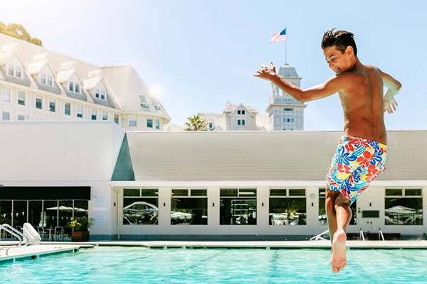Splash Time ©Claremont Club & Spa, A Fairmont Hotel