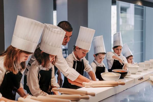 Kids Cooking Class - ©Penha Longa, A Ritz-Carlton® Hotel, Sintra, Portugal