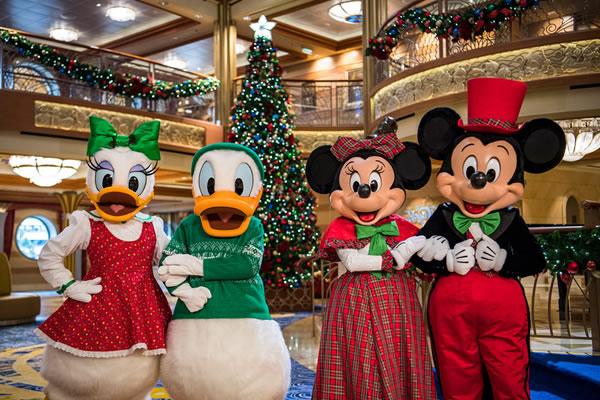 Holidays ©Disney Cruise Line
