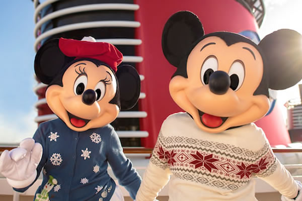 Very Merrytime Cruises ©Disney Cruise Line