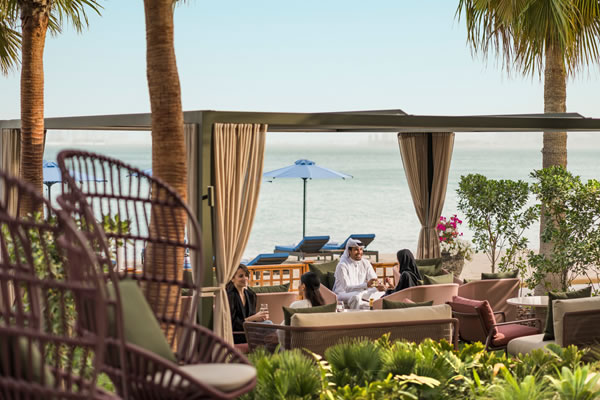 Terrace ©Four Seasons Hotel Doha