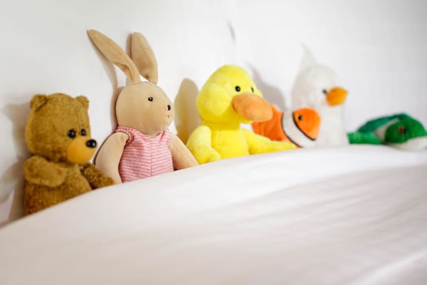 Kids Plush Animals ©Four Seasons Hotel Firenze