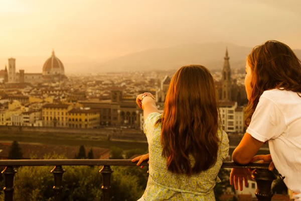 Kids View on Historic Florence ©Four Seasons Hotel Firenze