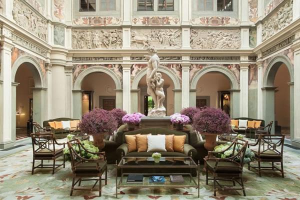 Lobby ©Four Seasons Hotel Firenze