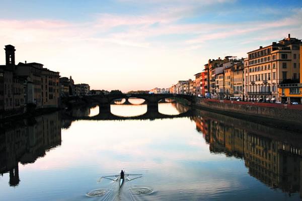 Arno River ©Four Seasons Hotel Firenze