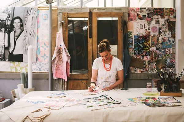 Textile Workshop ©Four Seasons Hotel Firenze