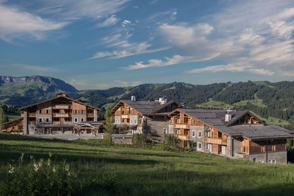 Summer Vacation at Four Seasons Hotel Megève