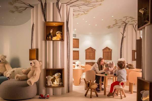 Kids Club ©Four Seasons Hotel Megève