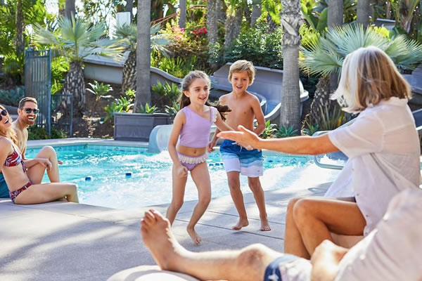 Multi-Generation Fun®Hyatt Regency Huntington Beach Resort and Spa