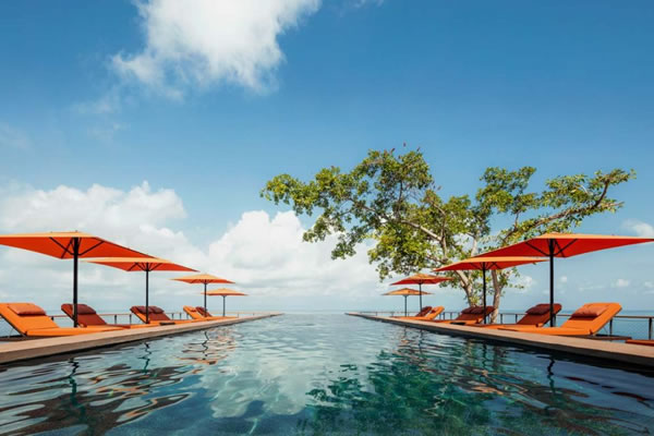 Adult-only Pool at Carao ©One&Only Mandarina, Mexico